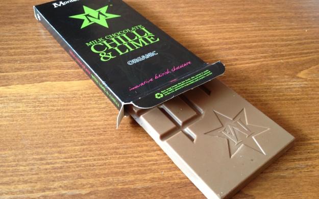 Montezuma's Chocolate, London UK