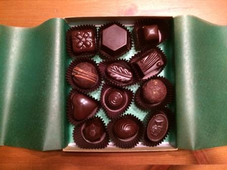 Kee's Chocolate Truffles