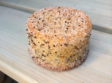 Almond Cardamom Cakelet
