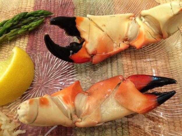 Captain Kirk's Stone Crabs, Naples FL