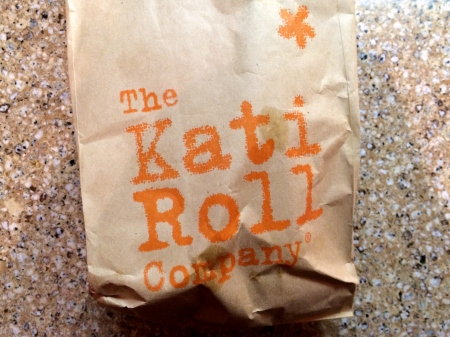 Kati Roll Bag