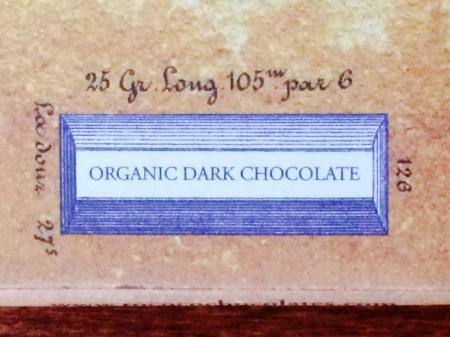 Organic Dark Chocolate Rococo