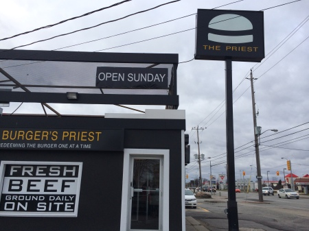 The Burgers Priest