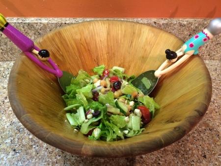 Miditerranean Salad