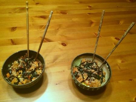 Two Bowls Kurosawa